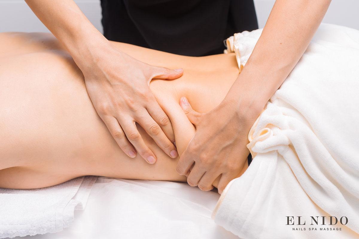 masaje anti celulítico